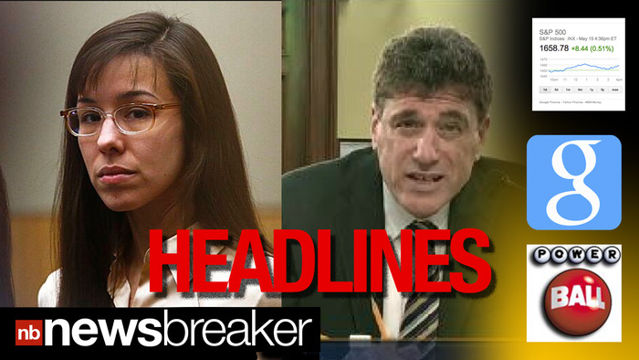 News video: NewsBreaker Headlines for Wednesday, May 15, 2013