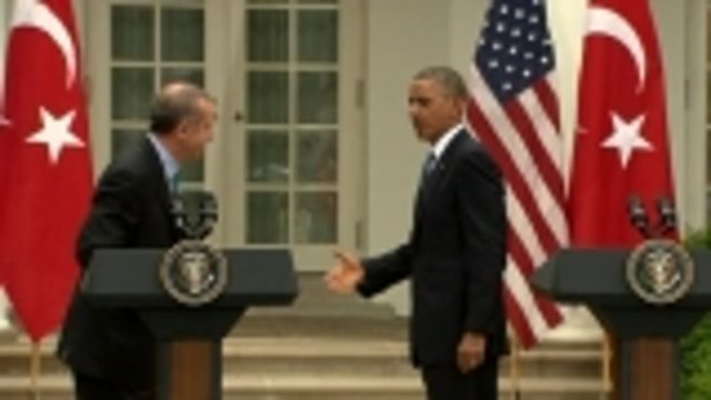 News video: Obama: Options remain open in Syria crisis