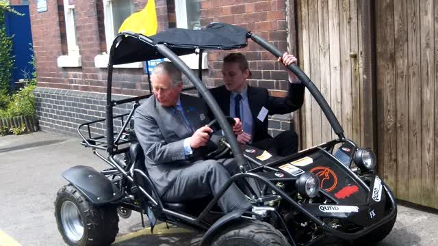 News video: Prince Charles